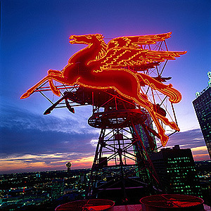 Pegasus:Dallas